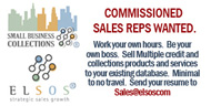 Commissioned Sales Reps Wanted